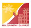 Régie de Quartiers DIAGONALES développe et met en œuvre des initiatives et des activités sur les quartiers d'habitat social de l'agglomération en faveur de l'insertion sociale et professionnelle.